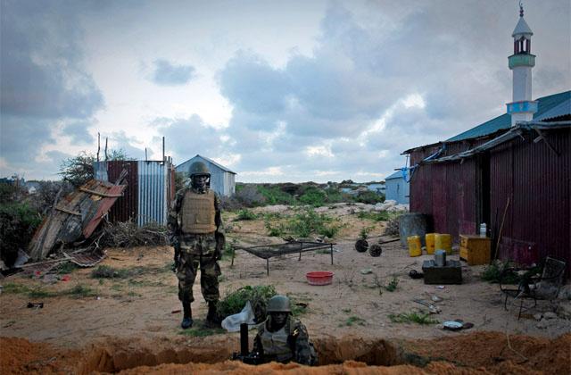 Эфиопия вступит в гражданскую войну в Сомали под флагом ООН