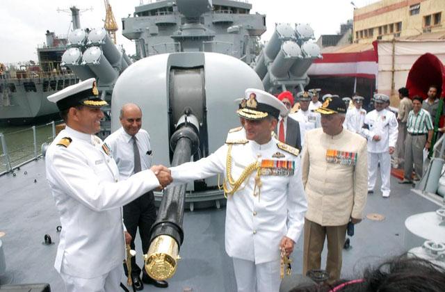 Новую войну Индия будет везти за Андаманские и Никобарские острова - адмирал Пракаш