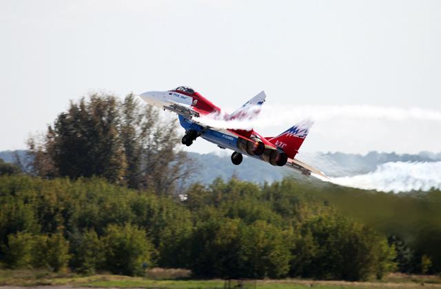За три года РСК «МиГ» удвоит темпы производства самолетов