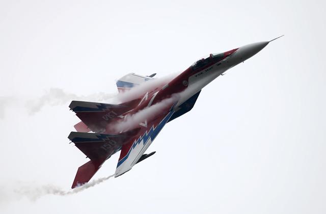 Корпорация «МиГ» за три года удвоит темпы производства самолетов