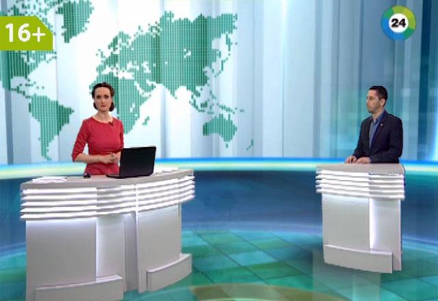Телерадиокомпания «МИР». Сценаристы запустили «кровавую машину» на Украине