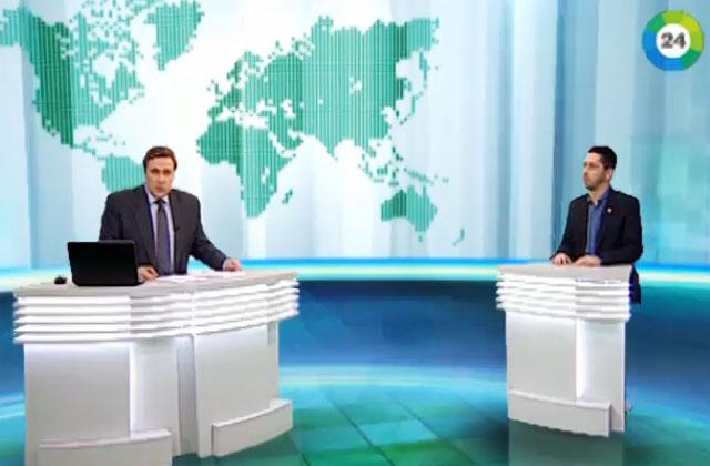 Телерадиокомпания «МИР». Если Тимошенко захочет взять власть, она ее возьмет