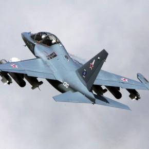 """Новости 12.02.2014. """"Иркут"""" разрабатывает проект модернизации учебно-боевого самолета Як-130"""