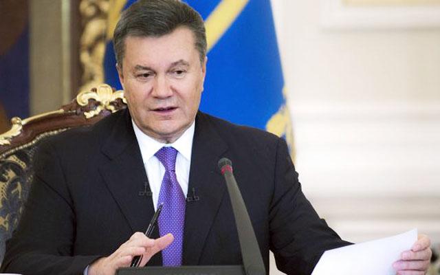 Новости 15.02.2014. Янукович готов поддержать референдум по тяжелым вопросам на Украине