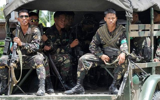 США помогут Филиппинам в случае китайской агрессии