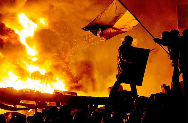 POLIT-ASIA. Москва уже никогда не пустит ситуацию на Украине на самотек.