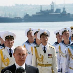 Украина. США пытаются заставить Россию обороняться (Stratfor, США)