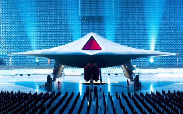 Британцы провели первые испытательные полеты беспилотника будущего Taranis