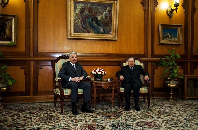 Алжирские берберы против четвертого срока президента Бутефлики