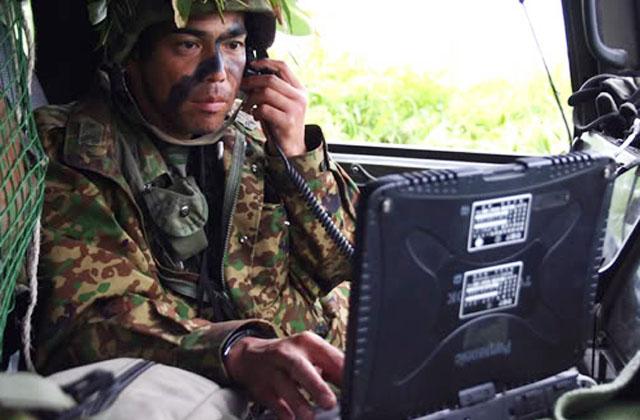 Минобороны Япония создало подразделение киберзащиты