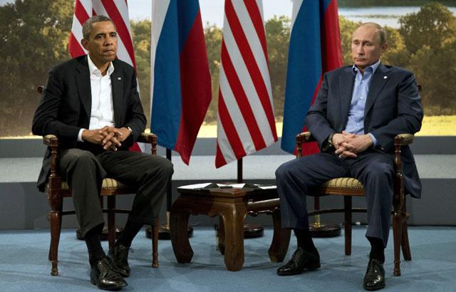 Новости 07.03.2014. Путин: нельзя приносить отношения с США в жертву разногласиям даже по важным вопросам