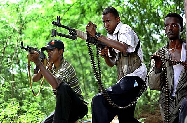К уличным боям в Могадишо присоединяться сомалийские коммандос
