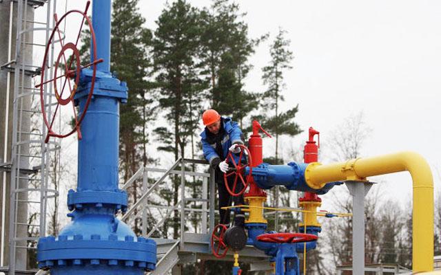 """Новости 01.04.2014. """"Газпром"""" повысил цену на газ для Украины на $100"""