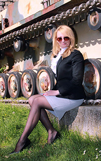 Драгана Трифкович (Сербия, г. Белград)