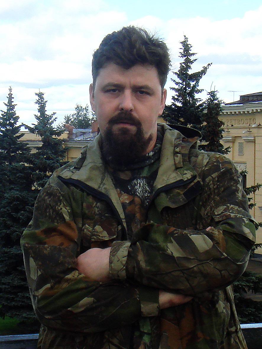 Писатель Дмитрий Гаврилов