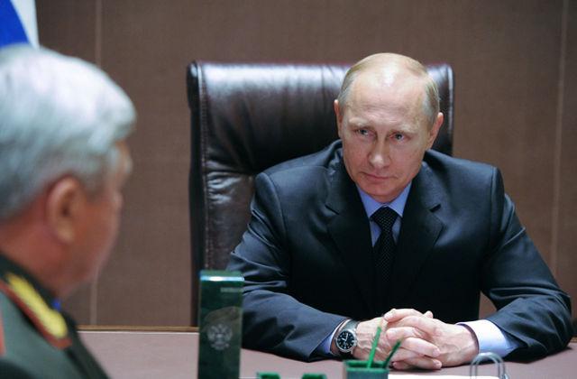 Путин готовится к мобилизации - Вертикаль власти укрепляют близкими к президенту силовиками