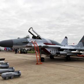 РСК «МиГ» покажет передовую авиационную технику на выставке в Казахстане