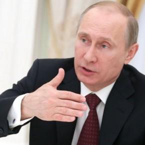 Новости 08.05.2014. Путин обсудил ситуацию на Украине с постоянными членами Совбеза