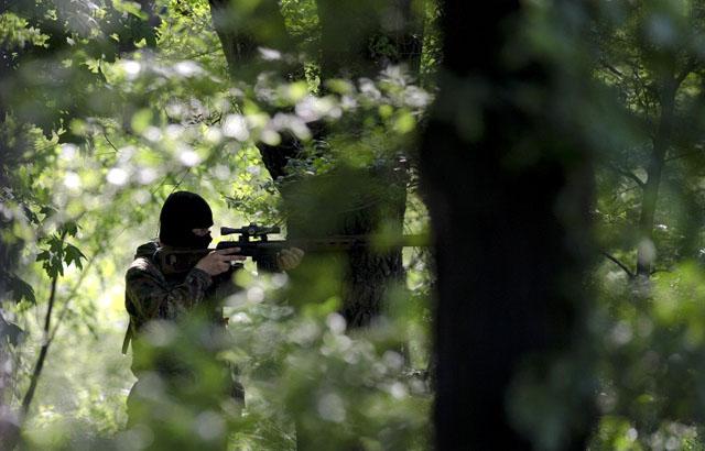 Новости 27.05.2014. Очевидец: не менее 24 человек погибли при обстреле грузовика с ранеными в Донецке