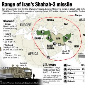 У Ирана теперь есть ракета, бьющая на 5 тысяч км