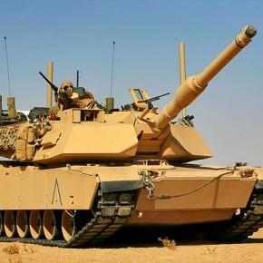 Армия Ирака масштабно теряет американскую бронетехнику