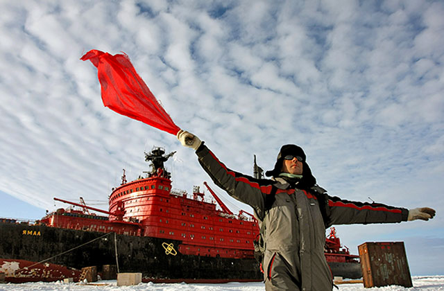 На Китай положат «Силу Сибири». Арктические амбиции Пекина «успокоят» российским газопроводом