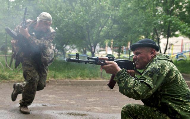 Новости 11.06.2014. Ополченцы установили контроль над участком украинской границы