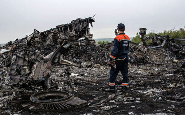 Новости 25.07.2014. В силовых структурах Украины есть версия, что Boeing сбили на учениях