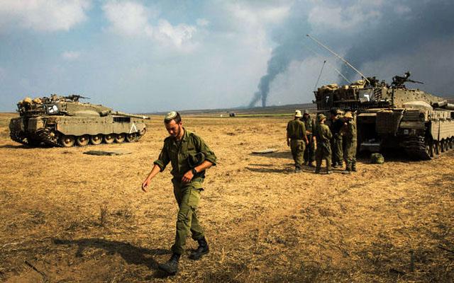 Новости 31.07.2014. Армия Израиля призывает еще 16 тыс солдат для спецоперации в Газе