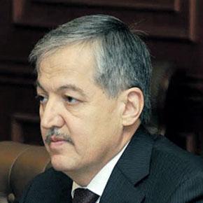 Глава МИД Таджикистана Сироджидин Аслов