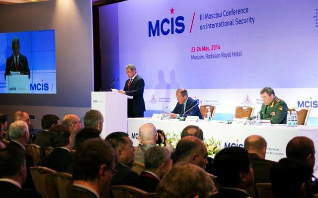 Московская конференция по европейской безопасности: Министерство обороны РФ. 24.05.2014