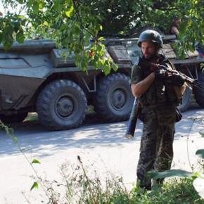 Новости 24.08.2014. ДНР: ополченцы блокировали две крупные группировки украинских военных