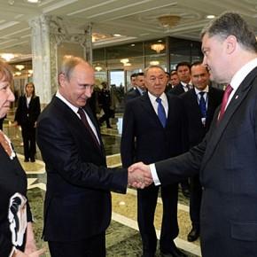 РОСБАЛТ. Порошенко ставит на войну