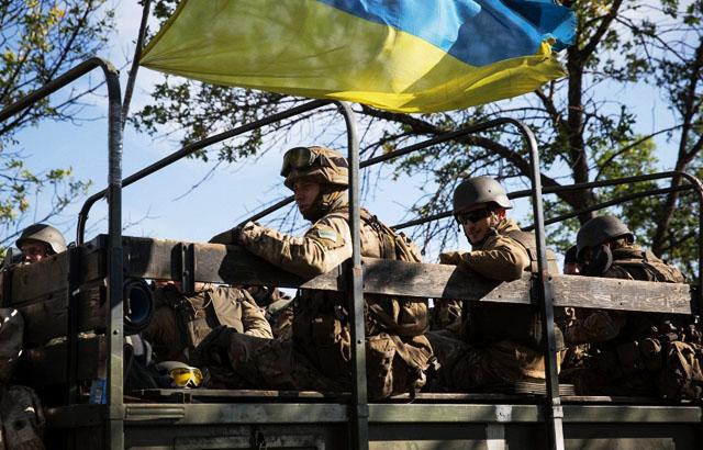 Новости 12.10.2014. Украинские силовики опровергли данные о согласовании линии разграничения с ополченцами