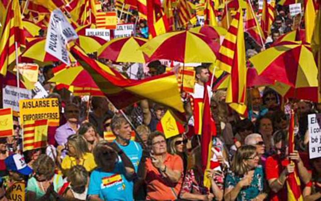 Новости 14.10.2014. Каталония отказалась от ноябрьского референдума