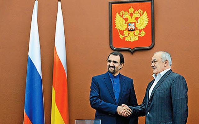 Иран – Осетия: транспортный «коридор» и религиозное влияние