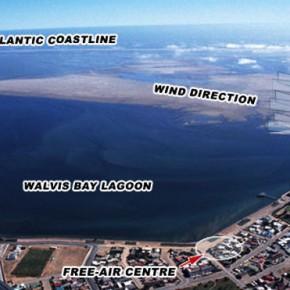 Китай построит в Намибии военно-морскую базу