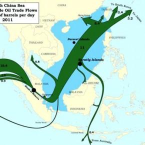 Китай: морские коммуникации