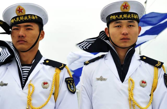 Китай: военно-морские силы состояние и перспективы