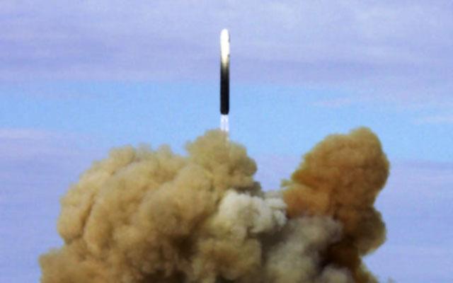 Новости 29.11.2014. ВКО: эшелон СПРН РФ в 2014 году обнаружил все запущенные в мире ракеты