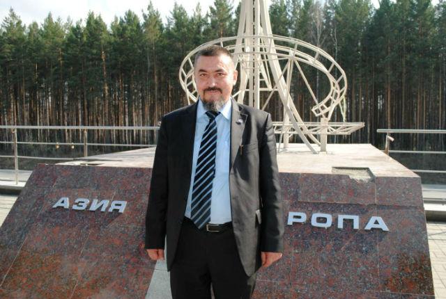 СОБЯНІН Александр Дмитрович, керівник служби стратегічного планування російської Асоціації прикордонного співробітництва