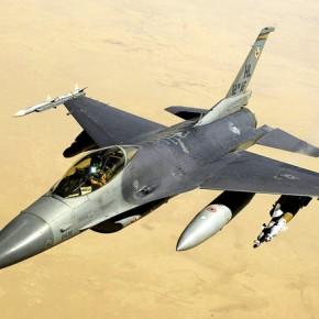 Пентагон решил пока не отправлять иракские истребители F-16 на родину