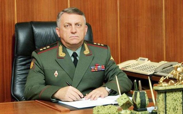 Интервью командующим РВСН генерал-полковником Сергеем Каракаевым