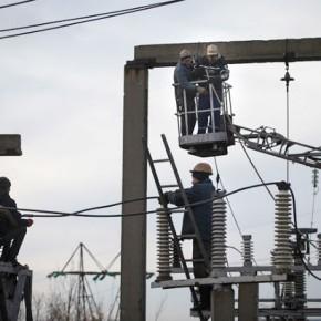Новости 24.12.2014. Украина прекратила поставки электроэнергии в Крым