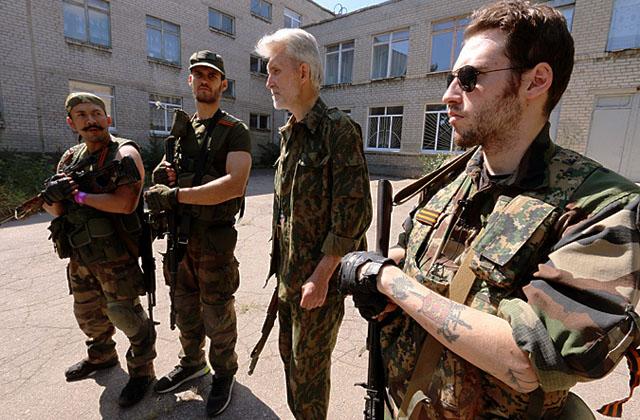 За Францию на Донбассе — интервью с французскими добровольцами, приехавшими защитить Новороссию