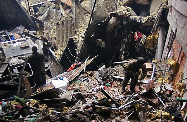 Новости 23.01.2015. Бои у аэропорта Донецка продолжились с новой силой