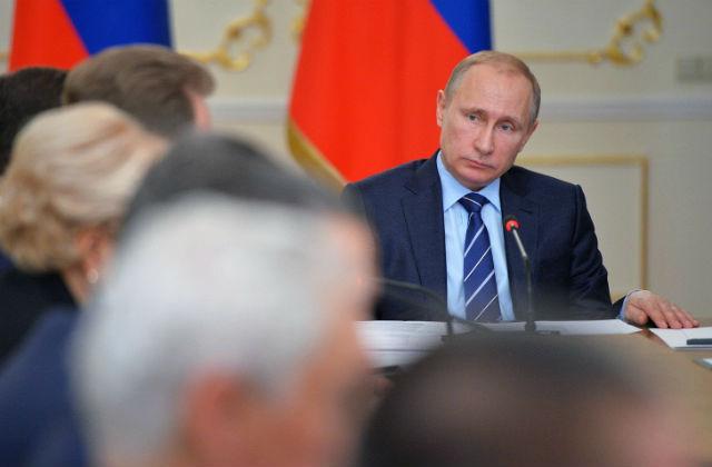 Новости 29.01.2015. Путин заявил, что кризис не стал для России неожиданным