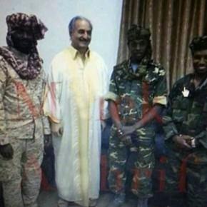 ИАИ «СТОЛЕТИЕ». Генерал против «джинна». Ливия в 2015-м станет одной из главных тем сообщений мировых агентств