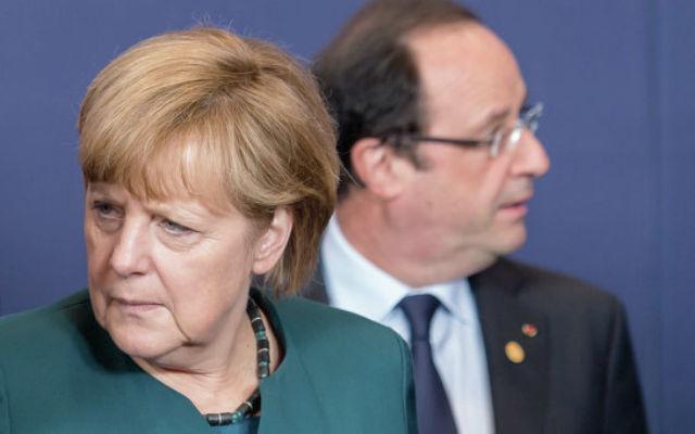 Новости 05.02.2015. SZ: план Меркель-Олланда предусматривает шаги навстречу ополченцам