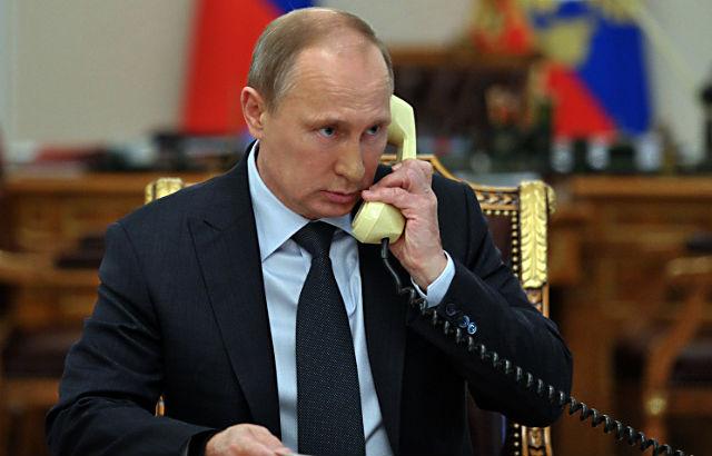 Новости 17.02.2015. Путин, Меркель и Порошенко обсудили меры по мирному урегулированию ситуации на Украине
